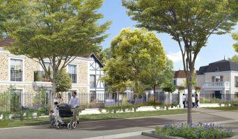 Résidence « Le Clos Duroy » programme immobilier neuf en Loi Pinel à Le Blanc-Mesnil n°2
