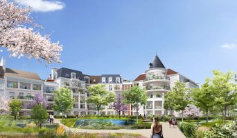 Résidence « Le Clos Duroy » programme immobilier neuf en Loi Pinel à Le Blanc-Mesnil n°3