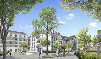 Résidence « Le Clos Duroy » programme immobilier neuf en Loi Pinel à Le Blanc-Mesnil n°4