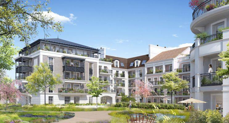 Photo du Résidence « Le Clos Duroy » programme immobilier neuf en Loi Pinel à Le Blanc-Mesnil
