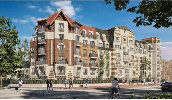 Le Blanc-Mesnil programme immobilier neuf « Le Domaine du Mesnil » en Loi Pinel