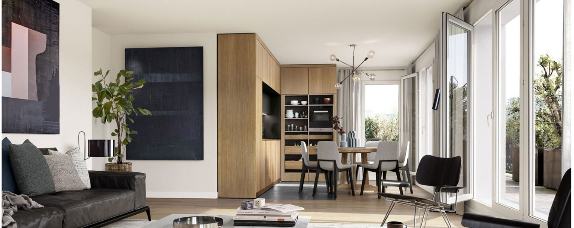 Le Blanc-Mesnil : programme immobilier neuve « Programme immobilier n°218736 » en Loi Pinel (4)