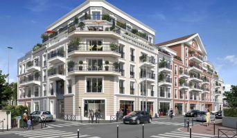 Photo du Résidence «  n°218736 » programme immobilier neuf en Loi Pinel à Le Blanc-Mesnil