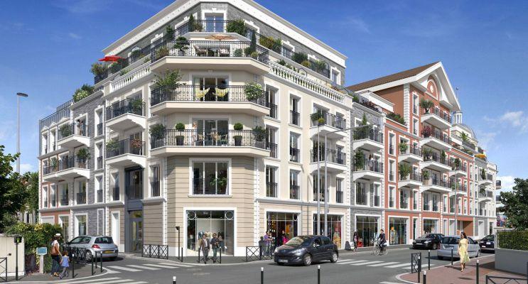 Le Blanc-Mesnil programme immobilier neuf «  n°218736 » en Loi Pinel