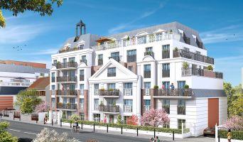 Photo du Résidence « Le Hameau du Clocher » programme immobilier neuf en Loi Pinel à Le Blanc-Mesnil