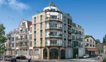 Photo du Résidence « Le Manoir » programme immobilier neuf en Loi Pinel à Le Blanc-Mesnil