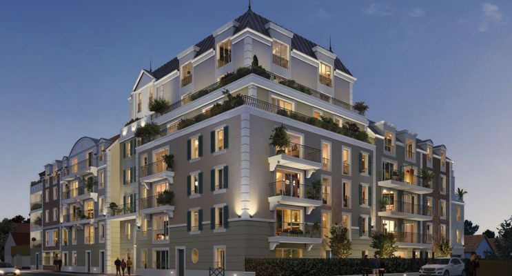 Photo du Résidence «  n°216496 » programme immobilier neuf à Le Blanc-Mesnil