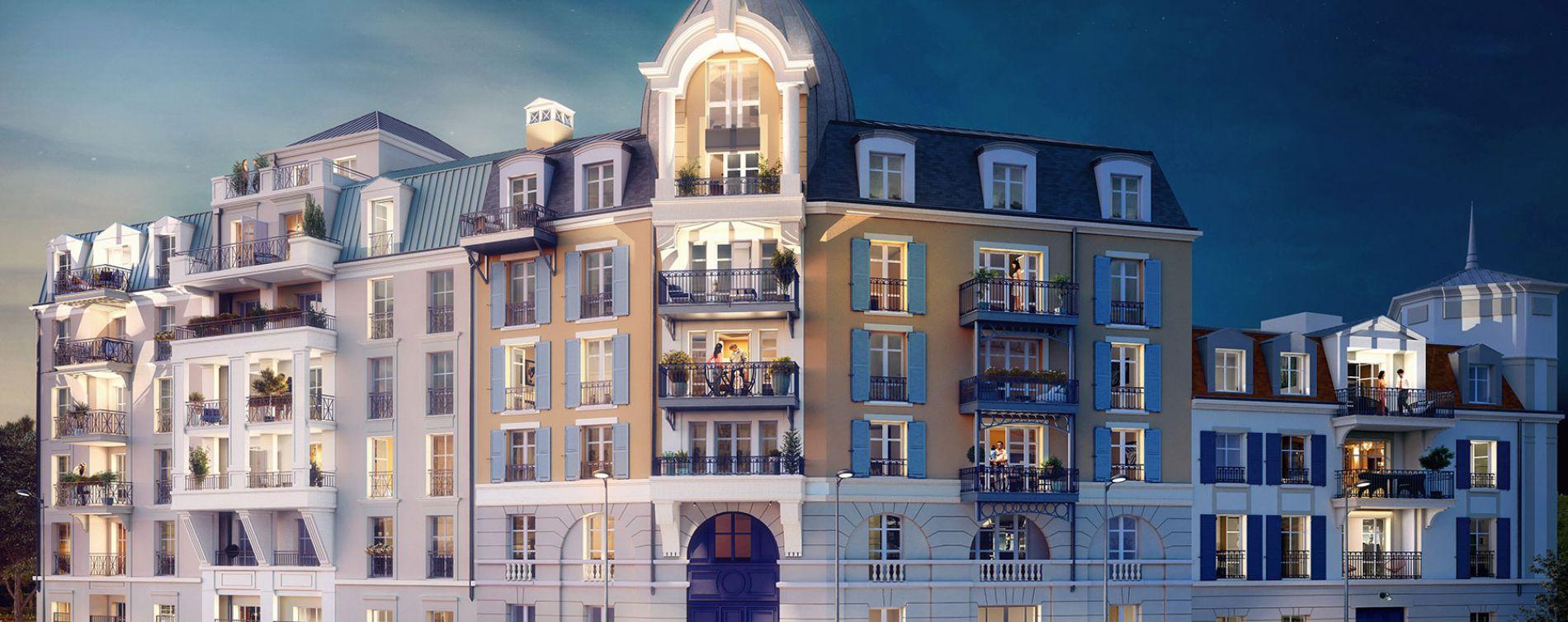 Le Blanc-Mesnil : programme immobilier neuve « Speedbird » (2)
