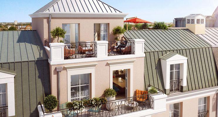 Photo n°3 du Résidence « Speedbird » programme immobilier neuf en Loi Pinel à Le Blanc-Mesnil