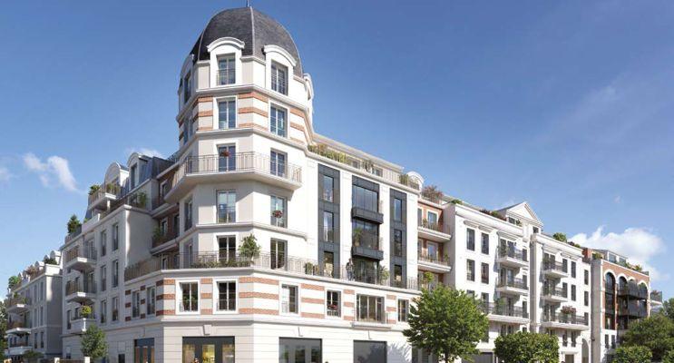 Le Blanc-Mesnil : programme immobilier neuf «  n°218540 » en Loi Pinel