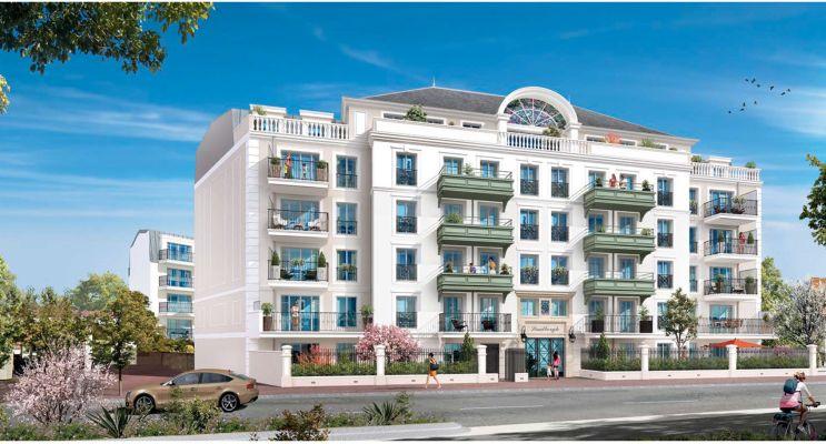 Photo du Résidence «  n°214504 » programme immobilier neuf en Loi Pinel à Le Blanc-Mesnil