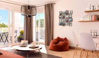 Photo n°2 du Résidence « Villa D'Alembert » programme immobilier neuf en Loi Pinel à Le Blanc-Mesnil