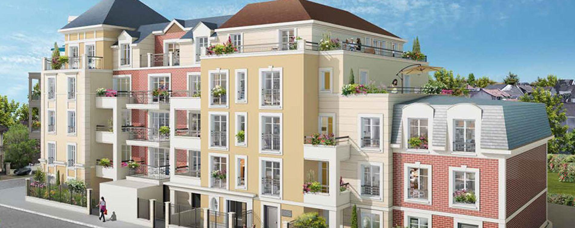 Résidence Villa de Traversay au Blanc-Mesnil