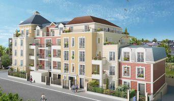 Photo n°1 du Résidence « Villa De Traversay » programme immobilier neuf en Loi Pinel à Le Blanc-Mesnil
