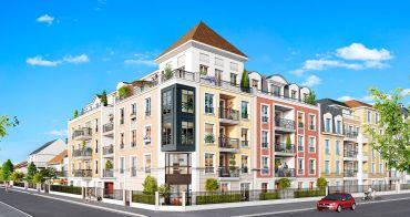 Résidence « Villa Delley » (réf. 217110)au Blanc Mesnil, quartier Centre réf. n°217110
