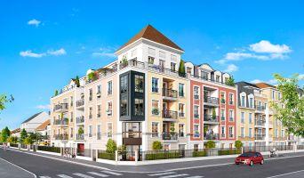 Photo du Résidence « Villa Delley » programme immobilier neuf en Loi Pinel à Le Blanc-Mesnil
