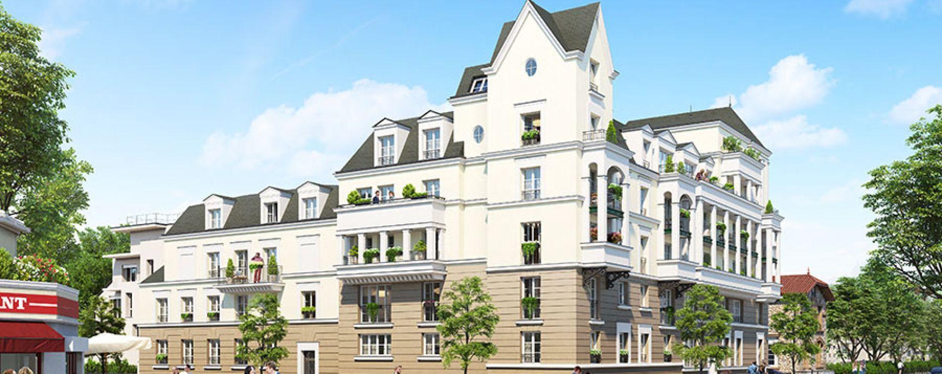 Résidence Villa des Frênes au Blanc-Mesnil