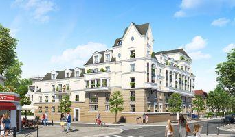 Photo n°1 du Résidence « Villa Des Frênes » programme immobilier neuf en Loi Pinel à Le Blanc-Mesnil