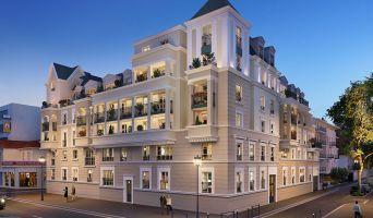 Résidence « Villa Des Frênes » programme immobilier neuf en Loi Pinel à Le Blanc-Mesnil n°2