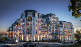 Le Blanc-Mesnil programme immobilier neuve « Villa Mansart » en Loi Pinel