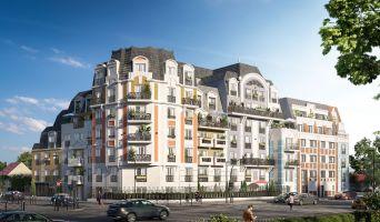 Le Blanc-Mesnil programme immobilier neuve « Villa Mansart » en Loi Pinel  (2)
