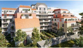 Le Blanc-Mesnil programme immobilier neuve « Villa Mansart » en Loi Pinel  (3)