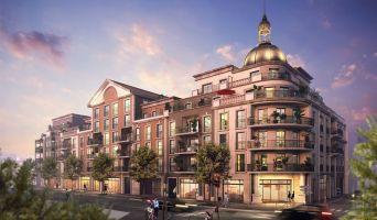 Photo du Résidence « Villa Notre Dame » programme immobilier neuf à Le Blanc-Mesnil