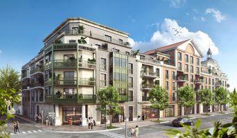 Résidence « Villa Notre Dame » programme immobilier neuf en Loi Pinel à Le Blanc-Mesnil n°2