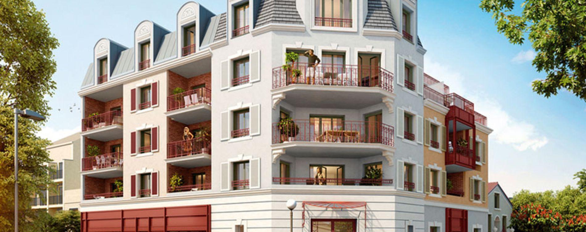 Résidence Villa Paladilhe au Blanc-Mesnil