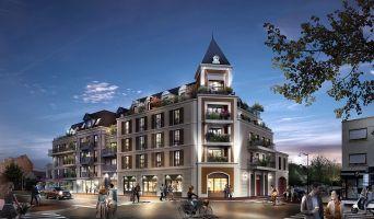 Le Blanc-Mesnil programme immobilier neuf « Villa Voie Romaine » en Loi Pinel