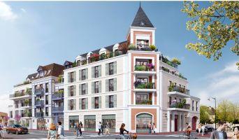 Le Blanc-Mesnil programme immobilier neuve « Villa Voie Romaine » en Loi Pinel  (2)