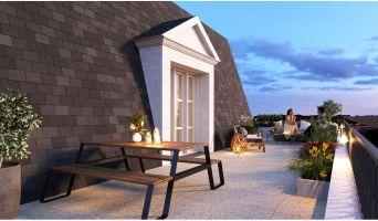 Le Blanc-Mesnil programme immobilier neuve « Villa Voie Romaine » en Loi Pinel  (3)