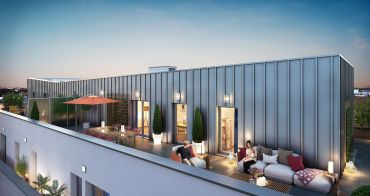 Le Bourget programme immobilier neuf « Blue Sky »