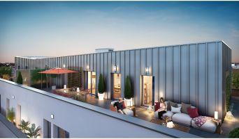 Le Bourget programme immobilier neuve « Blue Sky »