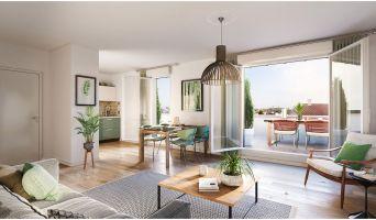 Le Bourget programme immobilier neuve « Blue Sky »  (4)