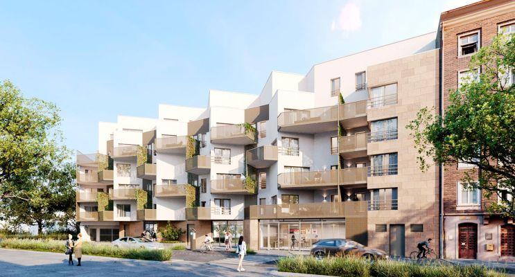 Photo du Résidence « L'Esprit B. » programme immobilier neuf en Loi Pinel à Le Bourget