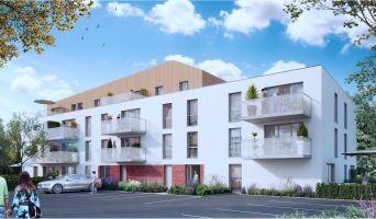 Les Lilas programme immobilier neuve « Fleur de Ville »