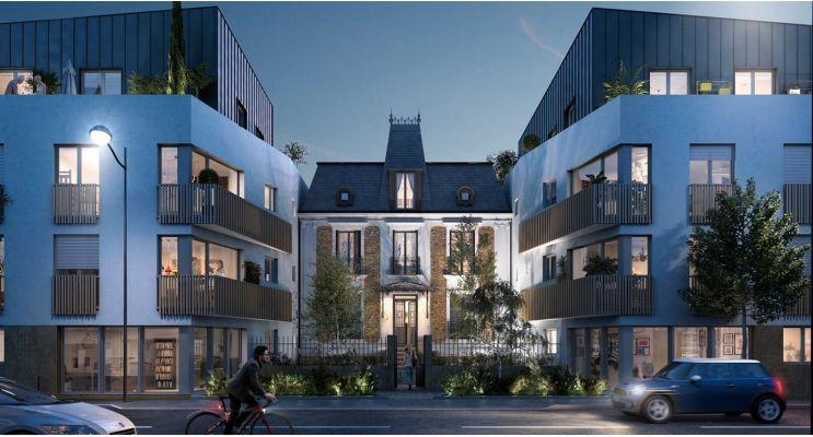 Photo du Résidence « Elégance » programme immobilier neuf en Loi Pinel à Les Pavillons-sous-Bois