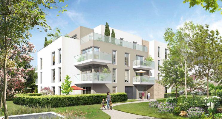 Résidence « Entres Parenthèses » programme immobilier neuf en Loi Pinel à Les Pavillons-sous-Bois n°2