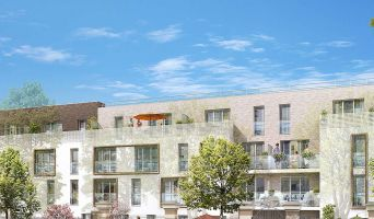 Résidence « Le Pavillon Jaurès » programme immobilier neuf en Loi Pinel à Les Pavillons-sous-Bois n°2