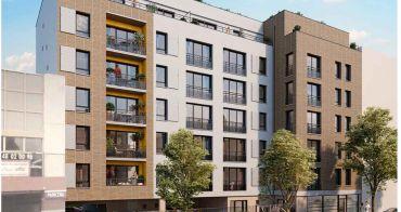 « Le Pavillon Nobel » (réf. 214601), appartement neuf aux Pavillons Sous Bois (93320) réf. n°214601