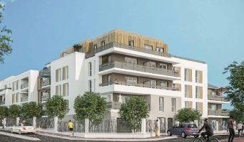 Résidence « Carré Aubépines » programme immobilier neuf en Loi Pinel à Livry-Gargan n°1