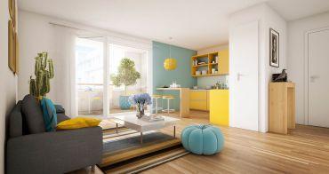 Livry-Gargan : programme immobilier neuf « Coeur Livry » en Loi Pinel