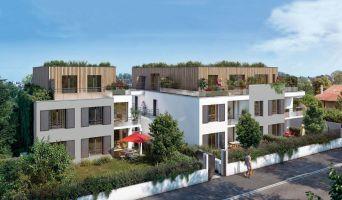 Livry-Gargan : programme immobilier neuf « Green Harmony » en Loi Pinel