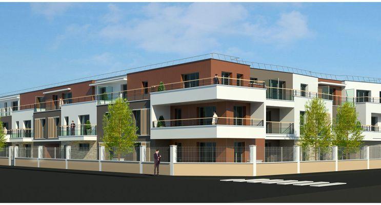 Résidence « Horizon » programme immobilier neuf en Loi Pinel à Livry-Gargan n°1