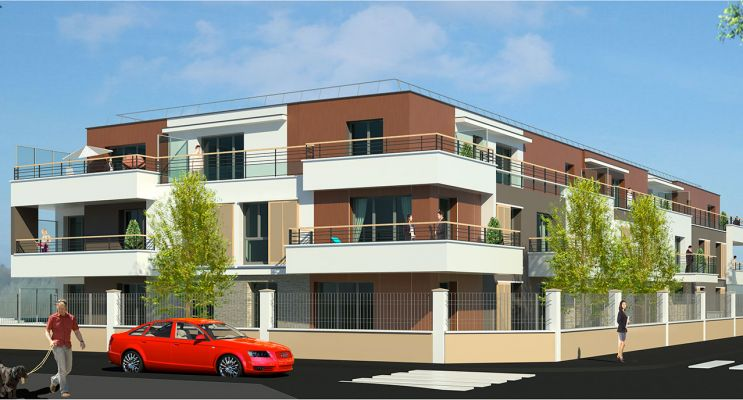 Résidence « Horizon » programme immobilier neuf en Loi Pinel à Livry-Gargan n°2