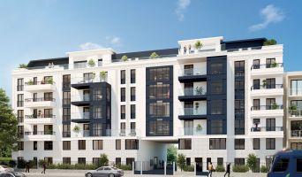 Livry-Gargan : programme immobilier neuf « L'Atelier » en Loi Pinel