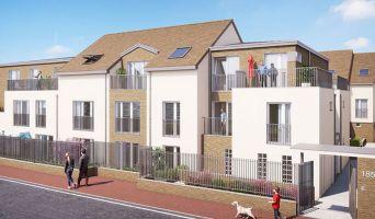 Photo n°1 du Résidence « Le Clos De La Marquise » programme immobilier neuf en Loi Pinel à Livry-Gargan