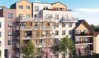 Photo n°1 du Résidence « Panorama Livry Gargan » programme immobilier neuf en Loi Pinel à Livry-Gargan