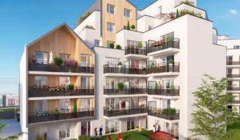 Résidence « Panorama Livry Gargan » programme immobilier neuf en Loi Pinel à Livry-Gargan n°2